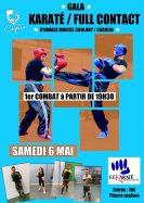 Gala Karaté Full contact gymnase marcel coulony cogolin - Alexandre Hryb - etiopathe Cogolin - Saint Tropez - Sainte Maxime - Le Lavandou - La Londe